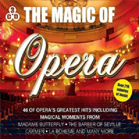 The Magic of Opera 3 CDS